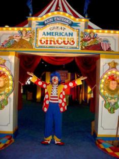 Orlando Florida clown since 1981